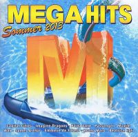 Cover  - Megahits - Sommer 2013