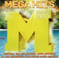 Cover  - Megahits - Sommer 2015