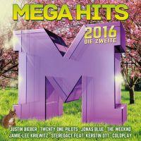 Cover  - Megahits 2016 - Die Zweite