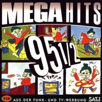 Cover  - Megahits 95 - 1/2