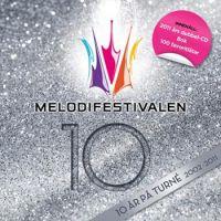 Cover  - Melodifestivalen - 10 år på turné 2002-2011