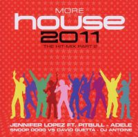 Cover  - More House 2011 - The Hit-Mix Part 2