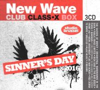 Cover  - New Wave Club Class•X Box - Sinner's Day 2016