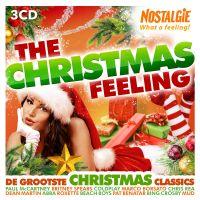 Cover  - Nostalgie - The Christmas Feeling: De grootste Christmas classics