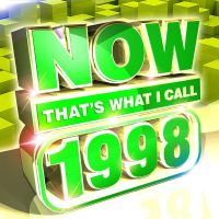 Cover  - Now That's What I Call 1998