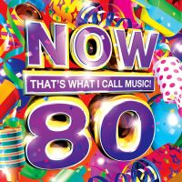 Cover  - Now That's What I Call Music! 80