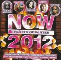 Cover  - NOW: The Hits Of Winter 2012
