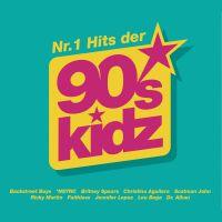 Cover  - Nr.1 Hits der 90s Kidz