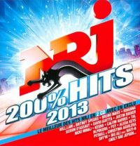 Cover  - NRJ 200% Hits 2013