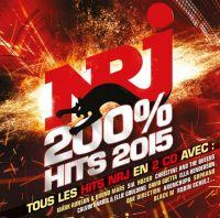 Cover  - NRJ 200% Hits 2015
