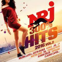 Cover  - NRJ 300% Hits 2016 Vol.2