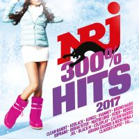 Cover  - NRJ 300% Hits 2017