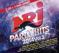 Cover  - NRJ Party Hits 2014 Vol. 2
