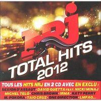 Cover  - NRJ Total Hits 2012