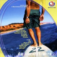 Cover  - Ö3 Greatest Hits Vol. 22