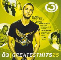 Cover  - Ö3 Greatest Hits Vol. 25