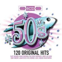 Cover  - Original Hits - 50s