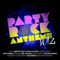 Cover  - Party Rock Anthems Vol. 4
