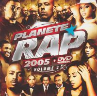 Cover  - Planete Rap 2005 Volume 2