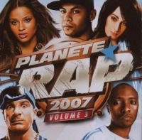 Cover  - Planete Rap 2007 Volume 3