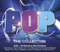 Cover  - Pop - The Collection