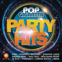 Cover  - Pop Giganten - Party Hits