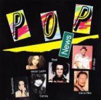 Cover  - Pop News 4/91
