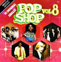 Cover  - Pop Shop Vol. 8