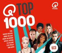 Cover  - Q Music Top 1000 (2018)