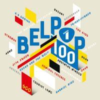 Cover  - Radio 1 - Belpop 100