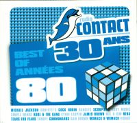 Cover  - Radio Contact 30 ans - Best of années 80