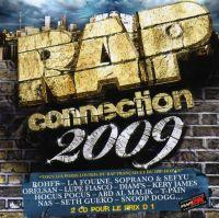 Cover  - Rap Connection 2009