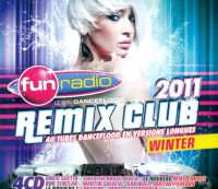 Cover  - Remix Club Connection Winter 2011