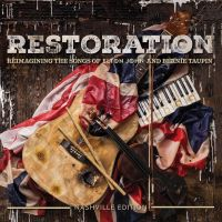 Cover  - Restoration - Reimagining The Songs Of Elton John And Bernie Taupin