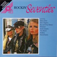 Cover  - Rockin' Seventies