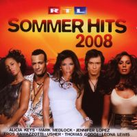 Cover  - RTL Sommer Hits 2008