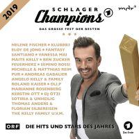 Cover  - Schlager Champions - Das grosse Fest der Besten - 2019