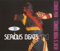 Cover  - Serious Beats 11