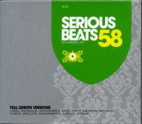 Cover  - Serious Beats 58