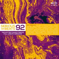 Cover  - Serious Beats 92