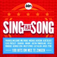 Cover  - Sing That Song - 100 hits om mee te zingen