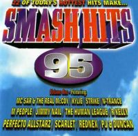 Cover  - Smash Hits 95 Volume One