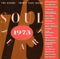 Cover  - Soul Years 1973
