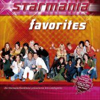 Cover  - Starmania - Favorites