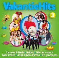 Cover  - Studio 100 - VakantieHits 3