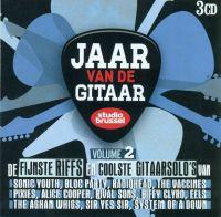 Cover  - Studio Brussel - Jaar van de gitaar volume 2