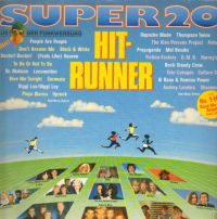 Cover  - Super 20 - Hit-Runner