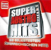 Cover  - Super Austro Hits - Die beliebtesten österreichischen Hits