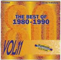 Cover  - The Best Of 1980-1990 Vol. 11