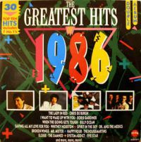 Cover  - The Greatest Hits Of 1986